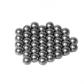 2,4 mm Metall-Beads - Bulk